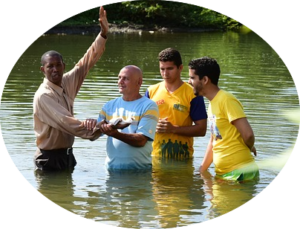 Taufe Erwachsene